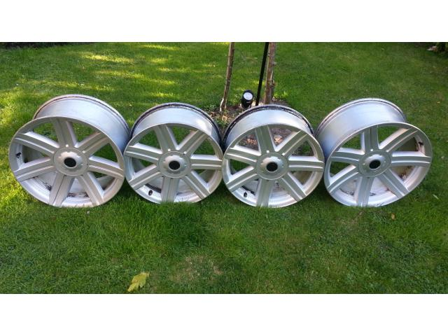 REDUCED!!!!XF Alloys Bargain £50. Ended up giving them away!!!!!!!!!!!