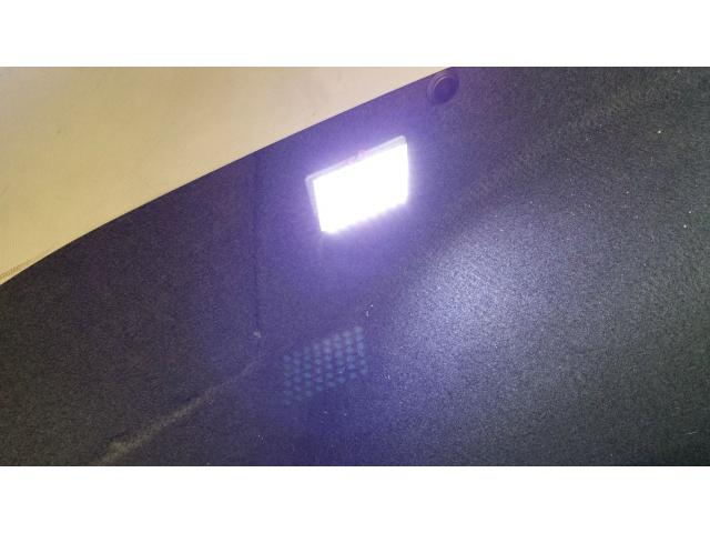 Upgraded LED panel replacement
