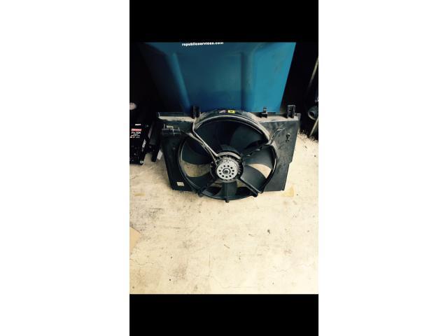 OEM Radiator Fan