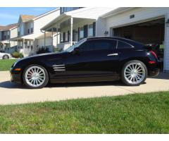 2005 SRT-6 Chrysler Crossfire